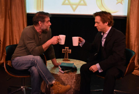 BWW Review: GOD SHOWS UP at The Playroom Theater