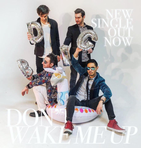 Don't Believe In Ghosts Release New Single DON'T WAKE ME UP Today