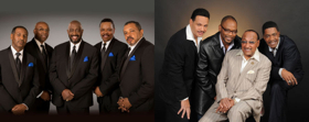 The Temptations and The Four Tops to Perform at Asbury Park