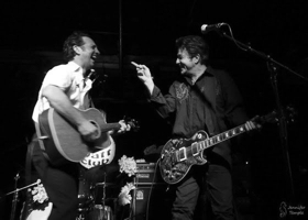 Ike Reilly and Johnny Hickman to Head Out on Tour Together