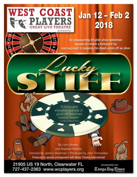 West Coast Players Presents LUCKY STIFF