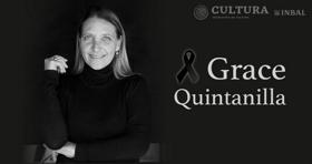 El mundo del arte digital pierde a Grace Quintanilla