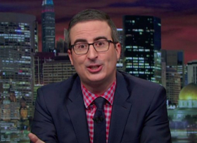 Emmy Winning Series LAST WEEK TONIGHT WITH JOHN OLIVER Returns 2/18