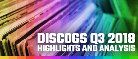 Discogs Shares 2018 Third Quarter Highlights And Analysis Report