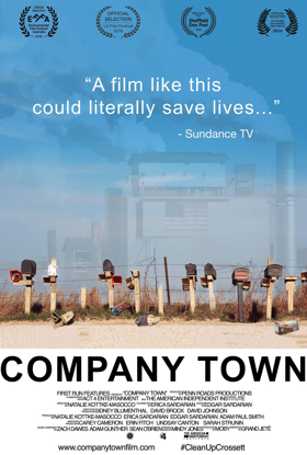 New Documentary COMPANY TOWN Opens in LA 12/8
