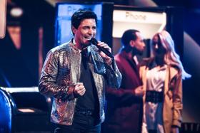 Chayanne Conquisto Los LATIN AMERICAN MUSIC AWARDS Con Su Espectacular Presentacion