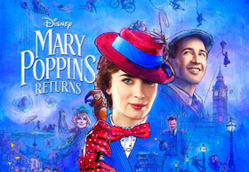 VIDEO: They're Practically Perfect! Listen to Lin-Manuel Miranda and Emily Blunt in the First Two Songs from MARY POPPINS RETURNS!