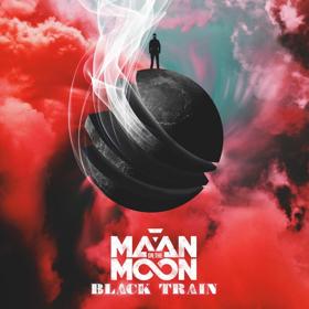 Maan On The Moon Present BLACK TRAIN
