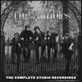 The Zombies 5 Box Set Vinyl Release Out 2/22