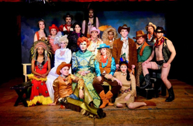 BWW Review: BROKELAHOMO! Gold Dust Orphans Go Western