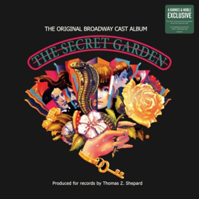 THE SECRET GARDEN Original Cast Recording Will Be Released on Vinyl