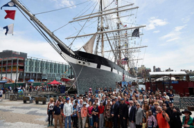South Street Seaport Museum presents Free Fridays