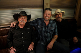 Blake Shelton Joins The Bellamy Brothers on Their Reality Show HONKY TONK RANCH