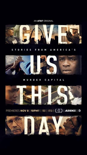 Watch The GIVE US THIS DAY Trailer, Documentary Airs on AT&T AUDIENCE Network 11/8