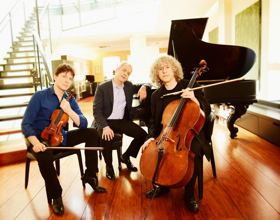 Bell-Isserlis-Denk Trio Comes to The Soraya