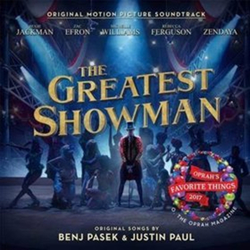 GREATEST SHOWMAN Soundtrack Heads to Billboard 200 Top Spot for Second Week