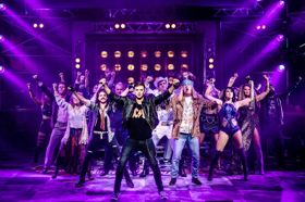 BWW Review: ROCK OF AGES, New Wimbledon Theatre