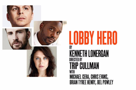Tickets on Sale Today for Second Stage's LOBBY HERO, Starring Michael Cera and More, on Broadway