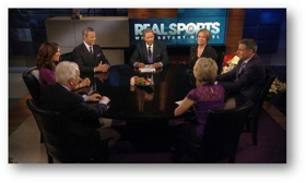 REAL SPORTS WITH BRYANT GUMBEL Presents a Roundtable Review of 2017, 12/12