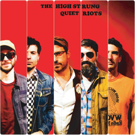 BIRD BOX Author Josh Malerman's Band The High Strung Announce 'Quiet Riots'