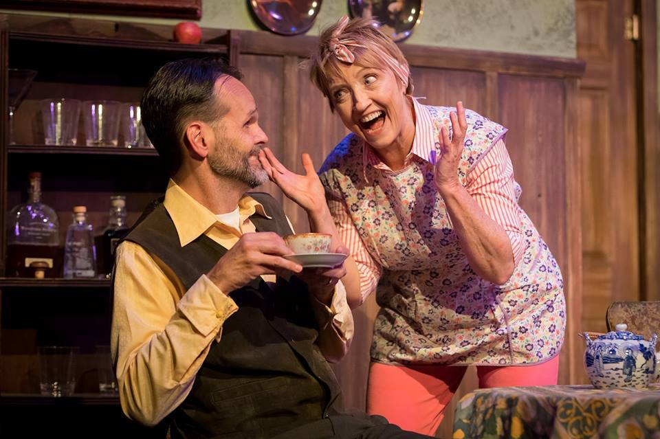 BWW Review: THE FOREIGNER at Tallgrass Theatre Company
