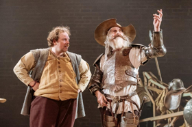 The RSC's DON QUIXOTE Ends Its Limited Run At The Garrick Theatre On 2 February