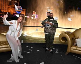 Jennifer Lopez and Wolfgang Puck Shine at Spago After Party Following Billboard Music Awards