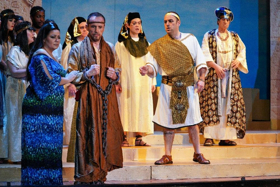 BWW Review: It May Not Be Celestial but AIDA Reigns in Brooklyn at Feisty Regina Opera