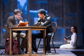 BWW Review: EVERYTHING IS ILLUMINATED at Theatre J
