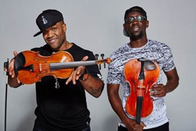 Black Violin to Return to the Orpheum This Spring; Tickets on Sale Today!