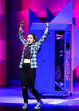 Lyric's Uneven FREAKY FRIDAY Provides Some Family-Friendly Fun