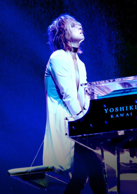 Yoshiki Sells Out Summer Concerts in Japan