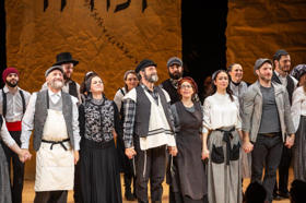 FIDDLER ON THE ROOF IN YIDDISH Extends Through Sept. 1, New Tickets Released
