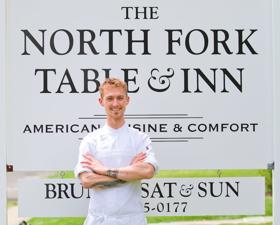 Chef Spotlight: Chef Stephan Bogardus of THE NORTH FORK TABLE & INN