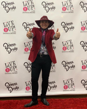 The Chris Ruben Band Announced as New House Band For 'Live It Up! With Donna Drake'