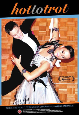 Same-Sex Ballroom Dance Documentary HOT TO TROT Opens Today in LA