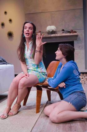 BWW Review: ELEMENO PEA: Life's a Beach