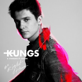 Kungs Releases Anthem of the Summer BE RIGHT HERE With Industry