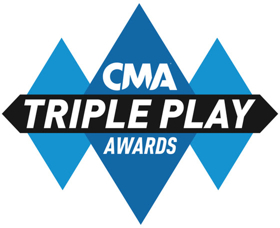 Country Music Association Celebrates Recipients Of 10th Annual Triple Play Awards
