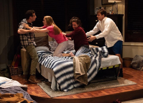 BWW Review: Joshua Harmon's Riveting, Brutally Funny BAD JEWS at American Stage