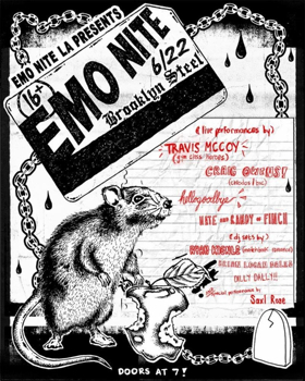 Emo Nite LA Announces Lineup for Highly Anticipated Return to New York City