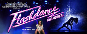 Julia Macchio to Star in FLASHDANCE THE MUSICAL