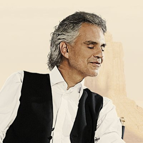 Andrea Bocelli to Perform at The Hollywood Bowl