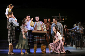 BWW Review: BRIGADOON at CLO Is a Highland Fling