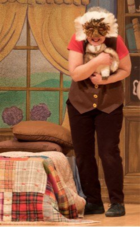 Wild Swan Theater Presents OWL'S WINTER