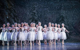 Broadwayworld Dance Review: Birmingham Royal Ballet's The Nutcracker, December 29, 2018.