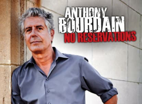 Ovation to Air ANTHONY BOURDAIN: NO RESERVATIONS Starting June 6
