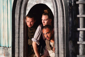 BWW Review: THE THREE MUSKETEERS, St Paul's Church