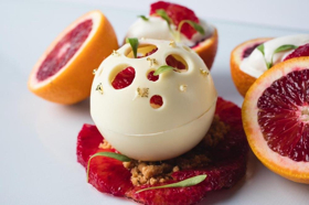 BAGATELLE NYC has a Special Dessert in February to Benefit The Food Bank for NYC