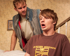 BWW Interview: Telling the Story of Theater on the Edge's ORPHANS with Marco DiGeorge